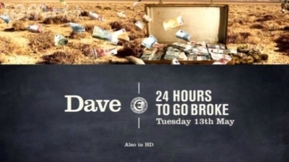 24 Hours to Go Broke Complete Series