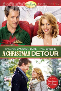 A Christmas Detour (2015) starring Candace Cameron Bure 1