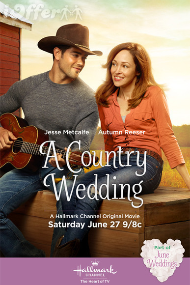A Country Wedding 2015 starring Autumn Reeser 1