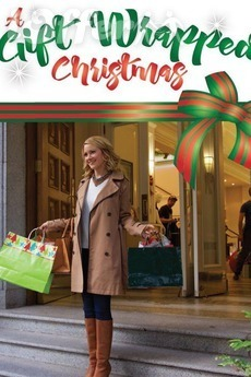 A Gift Wrapped Christmas starring Meredith Hagner