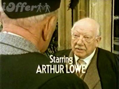 A J Wentworth, BA starring Arthur Lowe