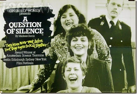 A Question of Silence (1982) De stilte rond Christine M