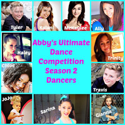 Abby's Ultimate Dance Competition Complete Seasons 1&2