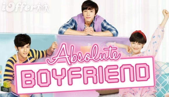 Absolute Boyfriend 2012 Taiwanese Drama Eng Subs