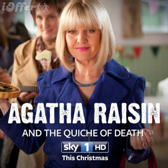 Agatha Raisin: The Quiche of Death Movie