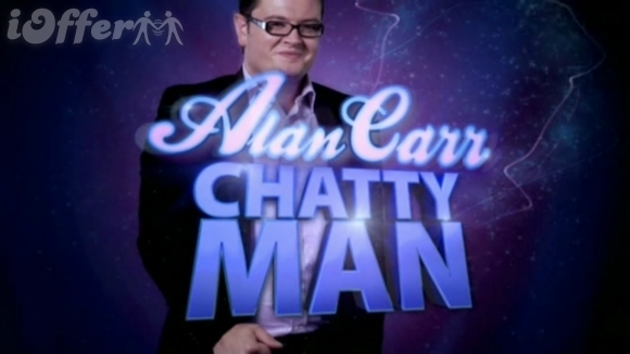 Alan Carr Chatty Man Seasons 10, 11 and 12
