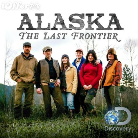 Alaska The Last Frontier ALL 5 Seasons