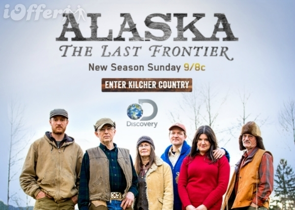 Alaska The Last Frontier Season 6 Complete