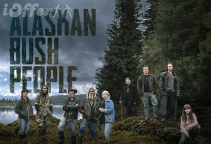 Alaskan Bush People Complete 45 Episodes (2016) 1