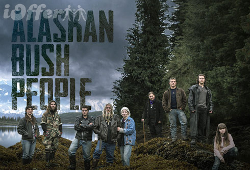 Alaskan Bush People Complete 45 Episodes (2016)