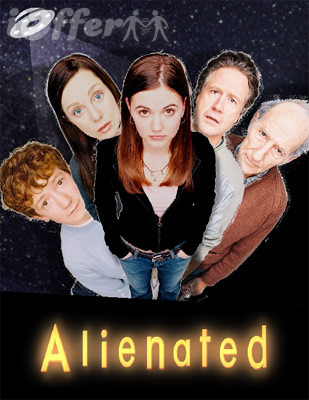 Alienated Seasons 1 and 2