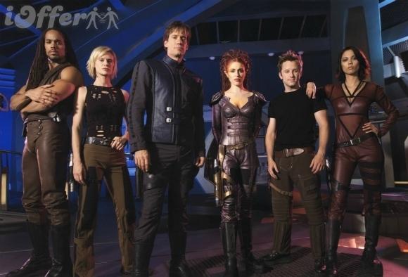 Andromeda Sci-Fi Complete 5 Seasons