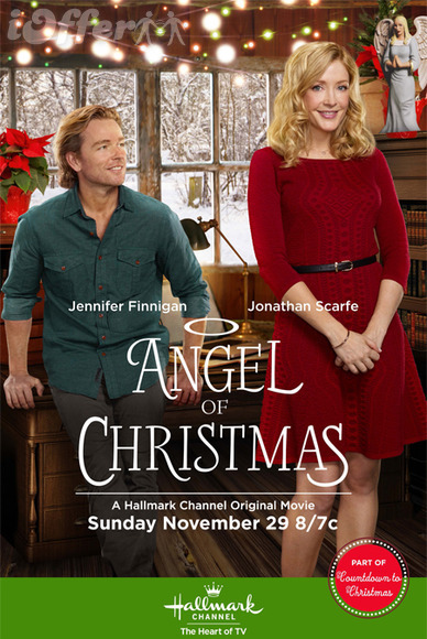 Angel Of Christmas (2015) starring Jonathan Scarfe