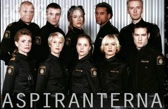 Aspiranterna 1998 Swedish series with English Subtitles