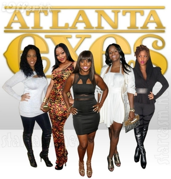 Atlanta Exes Complete Series with Finale