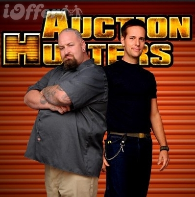 Auction Hunters Complete Seasons 1, 2, 3 and 4 (2014)