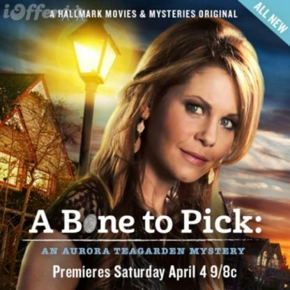 Aurora Teagarden Mystery: A Bone to Pick (2015) 1