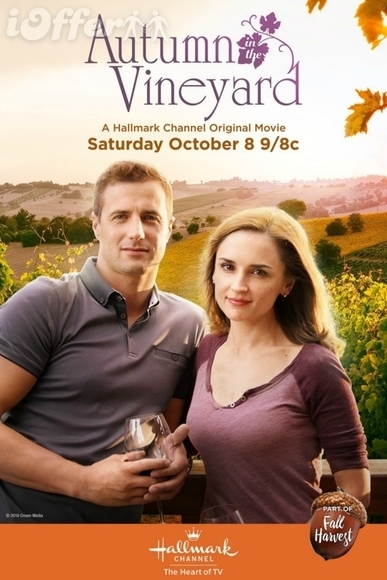 Autumn in the Vineyard (2016) with Rachael Leigh Cook