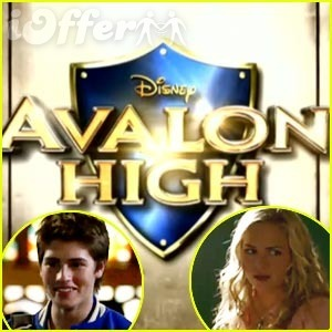 Avalon High (2010) Starring Britt Robertson 1