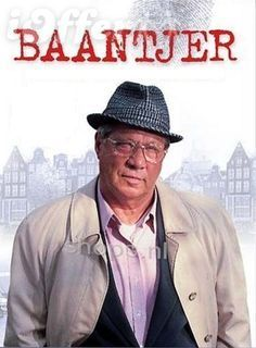 Baantjer Mysteries Seasons 1 & 2 with English Subtitles