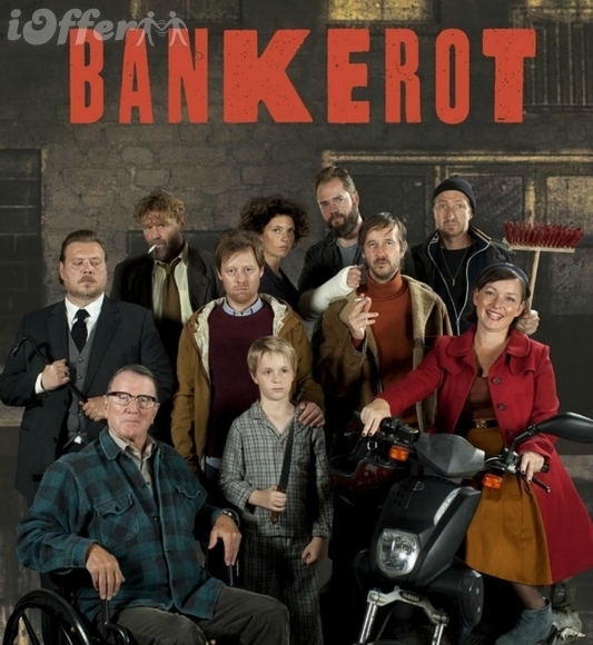Bankerot Season 1 with English Subtitles