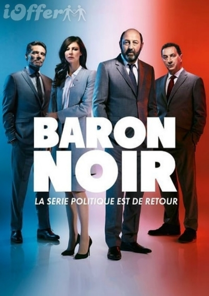 Baron Noir Seasons 1 and 2 with English Subtitles
