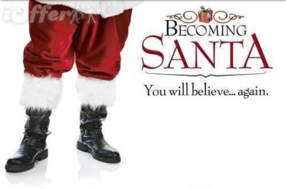Becoming Santa 2015 Laura Bell Bundy, Jesse Hutch 1