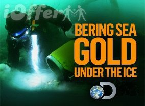 Bering Sea Gold - Under the Ice Seasons 1, 2 and 3 1