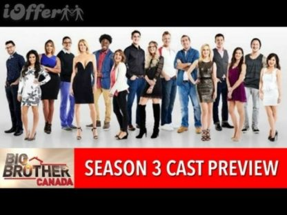 Big Brother Canada Season 3 (2015) FREE SHIPPING 1