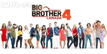Big Brother Canada Season 4 (2016) All Episodes 1