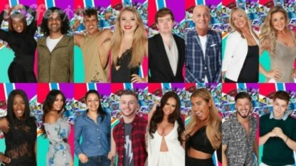 Big Brother UK Season 18 (2017) with Finale 1