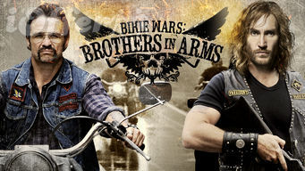 Bikie Wars Brothers in Arms Complete Series 1