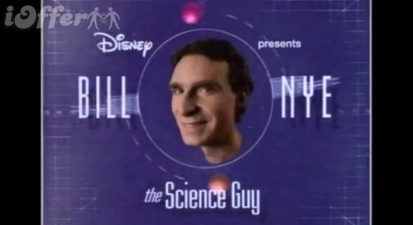Bill Nye, the Science Guy Complete Seasons 1,2,3,4,5