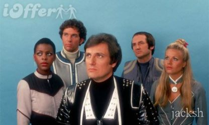 Blakes 7 COMPLETE All 4 Seasons (1978-1981) 1
