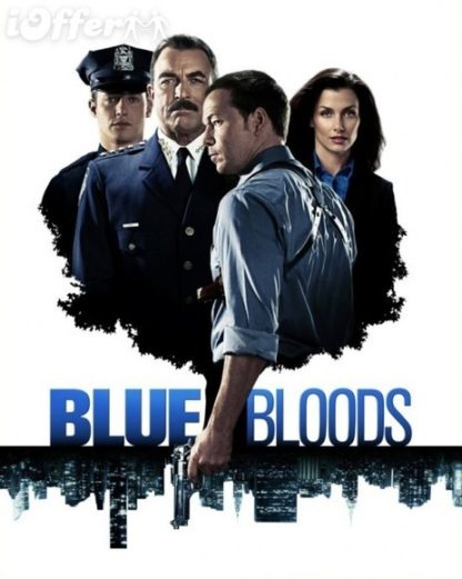Blue Bloods Seasons 1, 2 and 3 All Episodes 1