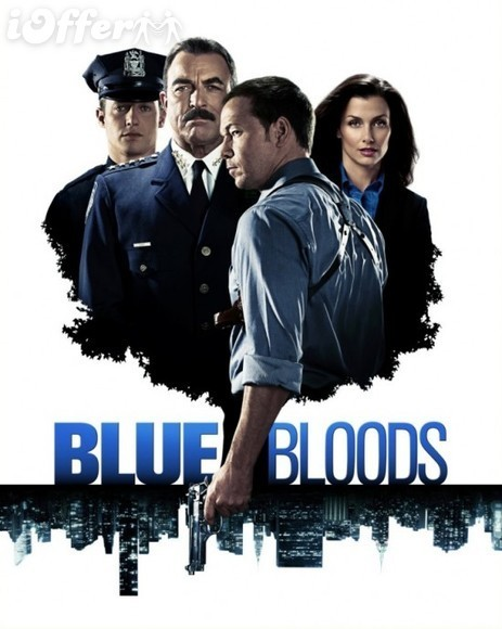 Blue Bloods Seasons 1, 2 and 3 All Episodes