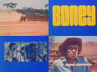 Boney (1972-1973) starring James Laurenson
