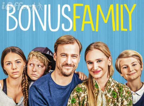 Bonusfamiljen (Bonus Family) with English Subtitles