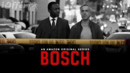 Bosch Complete Season 4 (2018) 1