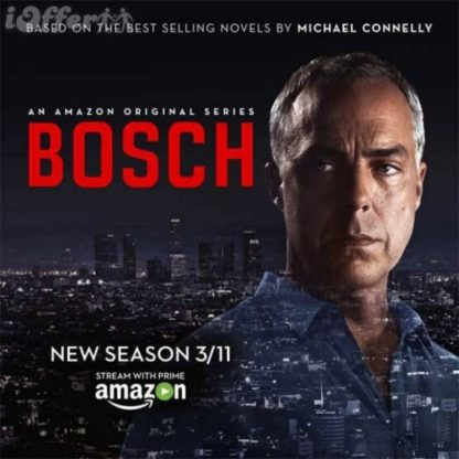 Bosch Season 2 (2016) Complete Series 1