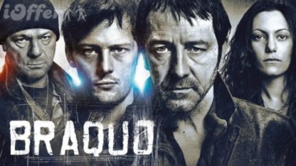 Braquo Seasons 1, 2, 3 and 4 with English Subtitles 1
