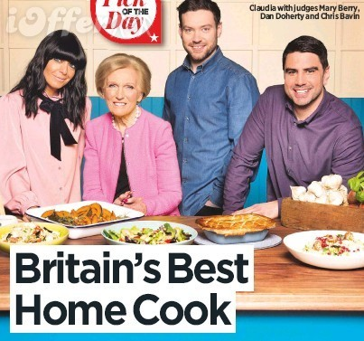 Britain's Best Home Cook Season 1 (2018) with Finale