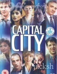 Capital City (1989-1990) UK Series Complete Series