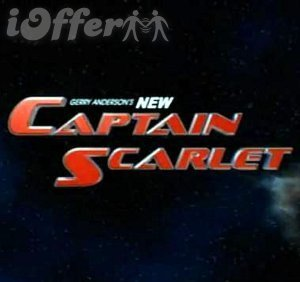 Captain Scarlet + New Captain Scarlet COMPLETE