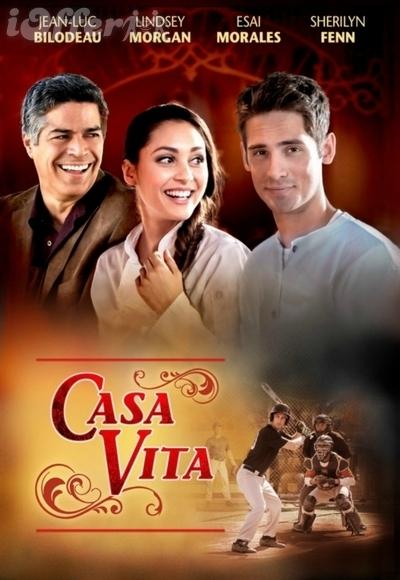 Casa Vita 2016 starring Lindsey Morgan