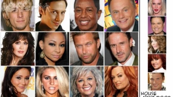 Celebrity Big Brother Season 16 Complete (2015)