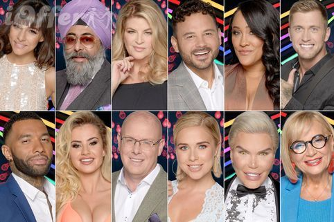 Celebrity Big Brother UK Season 22 (2018) with Finale