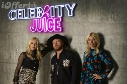 Celebrity Juice Pick a Season (From All 19 Seasons) 1