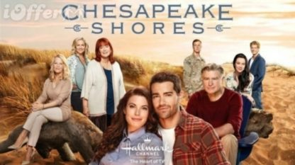 Chesapeake Shores Season 3 (2018) with Finale 1