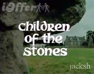 Children of the Stones (1977) COMPLETE with All Episode